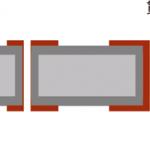 両面スルーホールメタル基板1