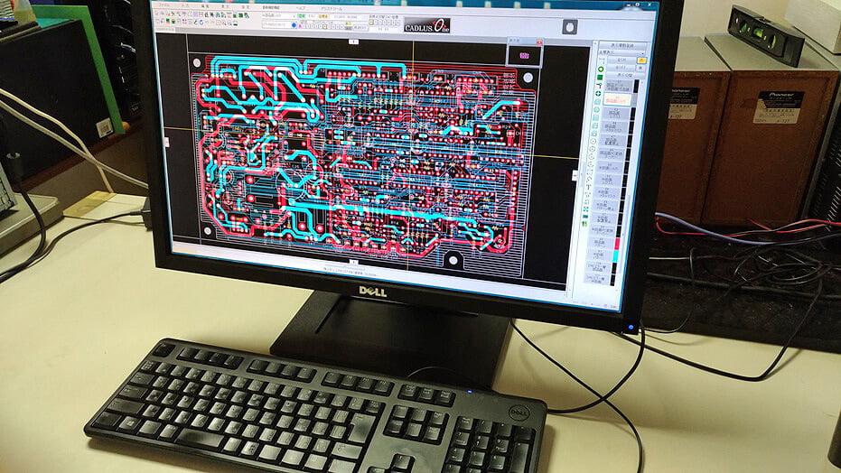 CAD・CAMシステム