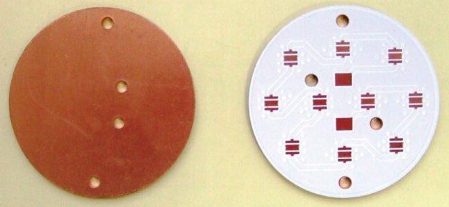 銅ベース片面基板